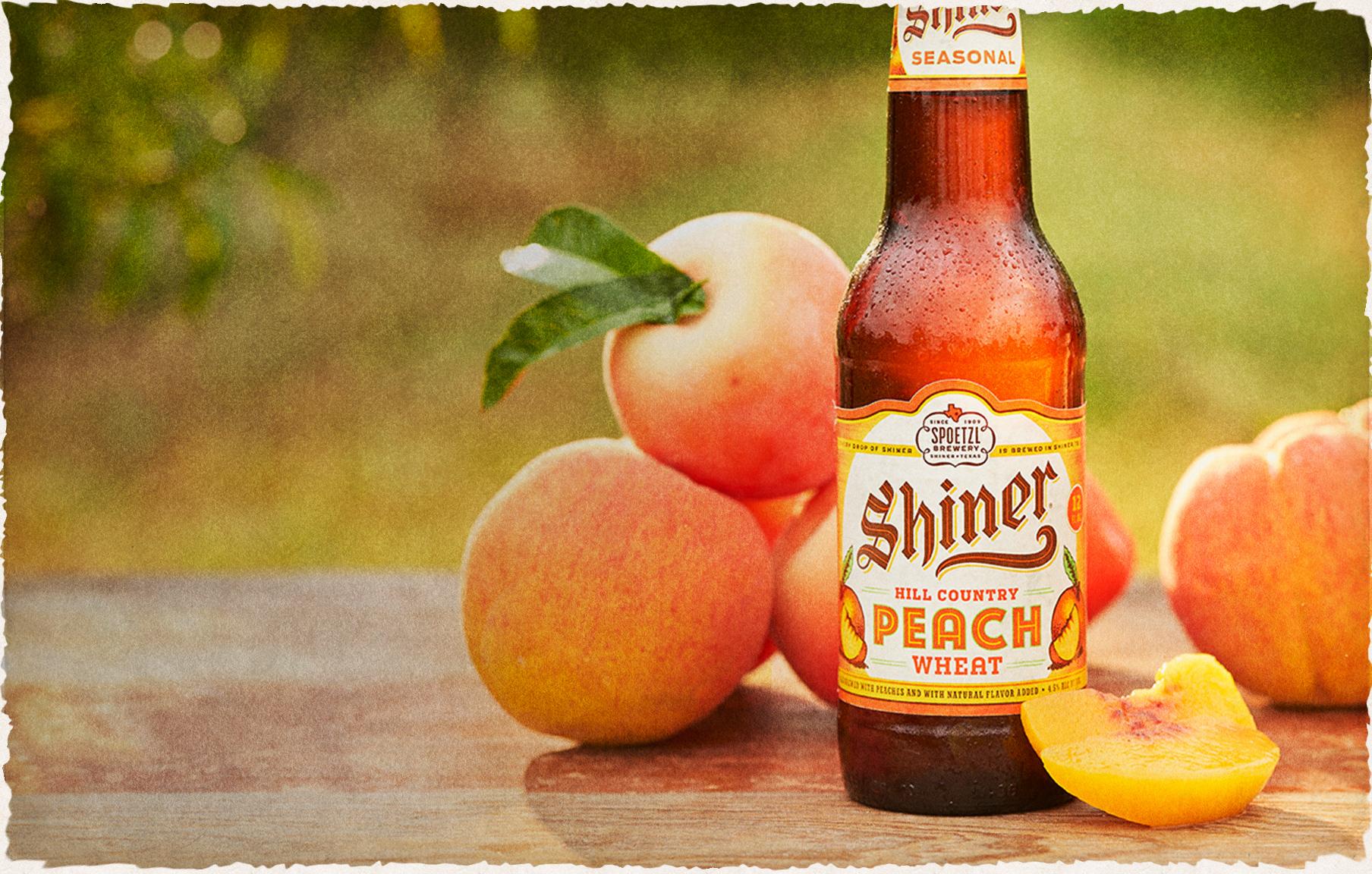 Peach Wheat