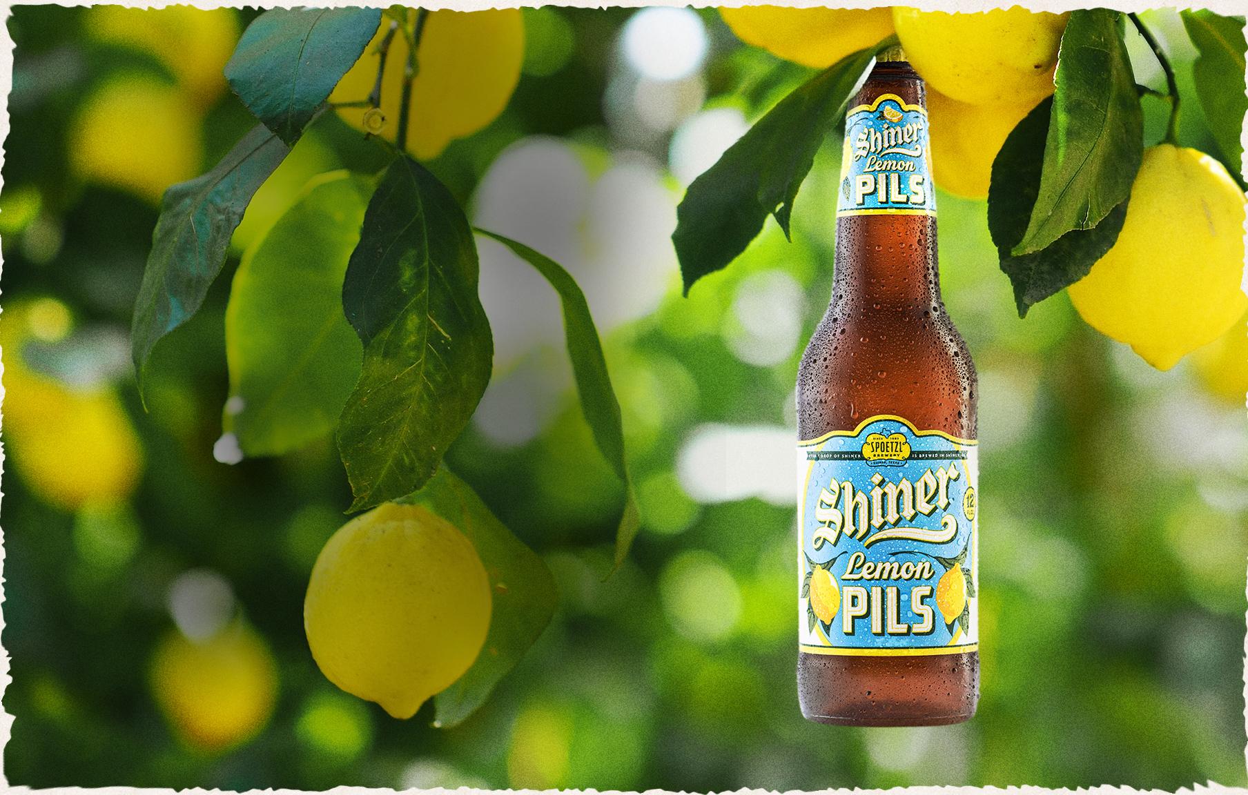 Lemon Pilsner