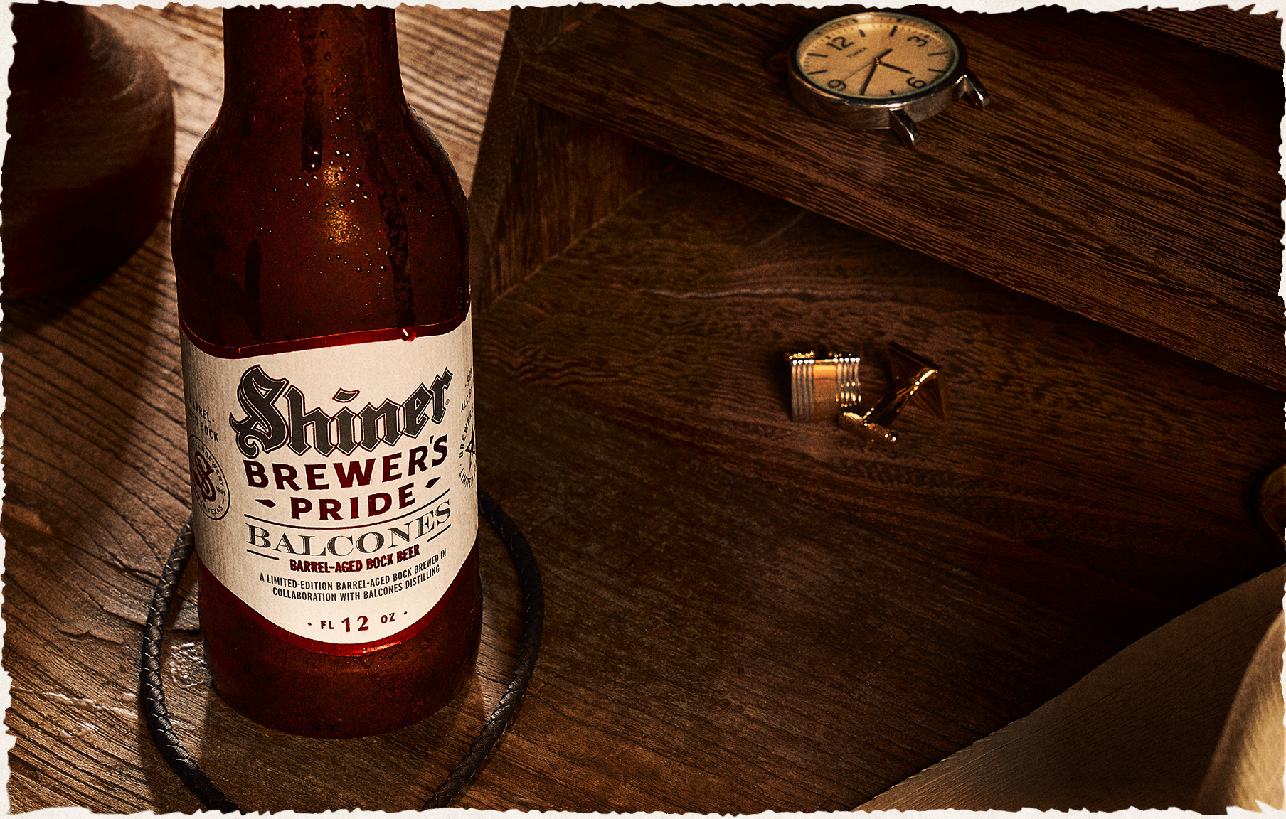 Barrel-Aged Bock Beer